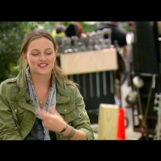 Leighton Meester über ihre Rolle - OV-Interview Poster