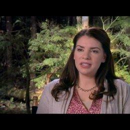 Stephenie Meyer (Autorin) - über die Schwierigkeiten bei der Schwangerschaft von Bella - OV-Interview
