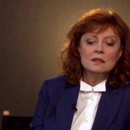Susan Sarandon -Bebe- über die Geschichte und ihre Rolle - OV-Interview Poster