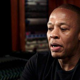 Dr Dre über den Aufnahmeprozess des Songs Straight Outta Compton - OV-Interview