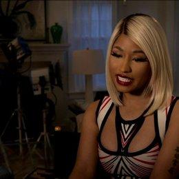 Nicki Minaj - Lydia - über ihre Rolle - OV-Interview Poster