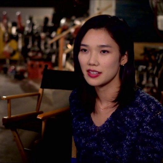 Mariko Yashida über die Dreharbeiten in Japan - OV-Interview