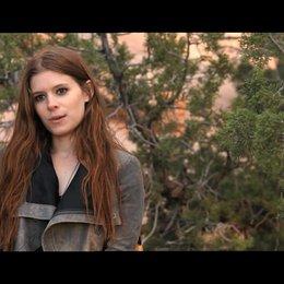 Kate Mara über das Drehbuch und wie sehr sie es geliebt hat - OV-Interview