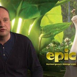 Oliver Welke -Grub- über die Zusammenarbeit mit Oliver Kalkofe - Interview Poster