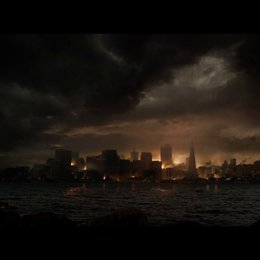 Godzilla - Trailer Poster