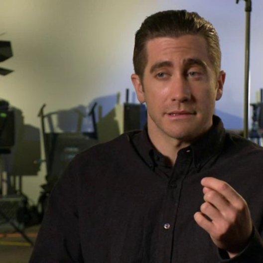 Jake Gyllenhaal darüber, warum man sich den Film ansehen sollte - OV-Interview Poster
