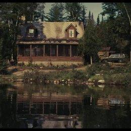 Die Hütte im Wald - Szene
