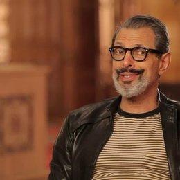 Jeff Goldblum - Deputy Kovacs - über die Film-Sets - OV-Interview Poster