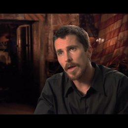 Bale über den Film - OV-Interview Poster