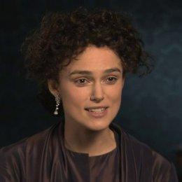 Keira Knightley über Anna Karenina - OV-Interview Poster