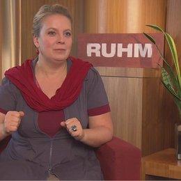 Gabriela Maria Schmeide über die Geschichte ihrer Figur Maria Rubinstein - Interview Poster
