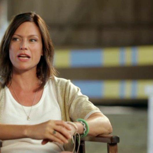 Nina Kronjäger darüber wie es zum Dreh kam - Interview Poster
