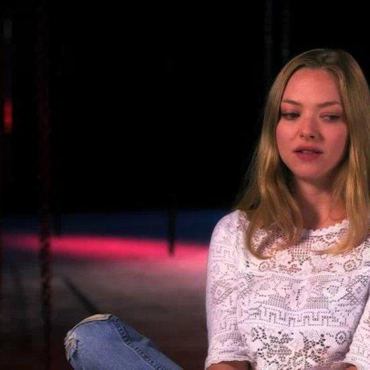 Amanda Seyfried über Cosette - OV-Interview