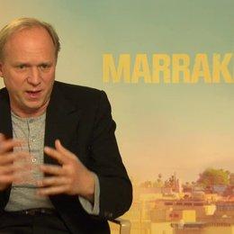 Ulrich Tukur - Heinrich - über seine Rolle Heinrich - Interview