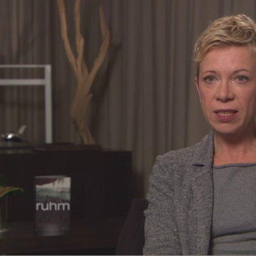 Isabel Kleefeld über die Reaktion von Daniel Kehlmann auf den Film - Interview Poster