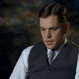 Interview mit Matt Damon über Robert De Niro als Regisseur und Angelina Jolies Art zu spielen - OV-Interview