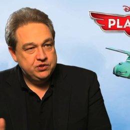 Oliver Kalkofe - deutsche Stimme Franz Fliegenhosen - über das Erfolgsrezept der Disneyfilme - Interview Poster