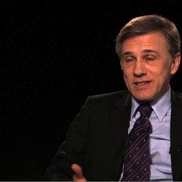 Christoph Waltz über die Arbeit mit Roman Polanski - OV-Interview
