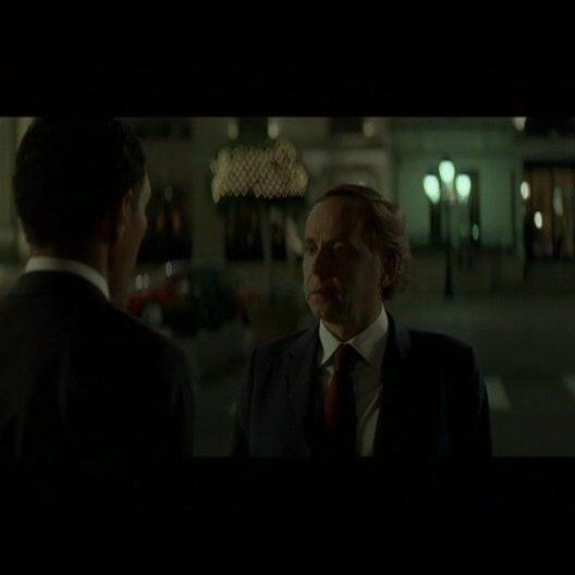 """""""Da steht ein Typ, der uns verfolgt"""" - Szene Poster"""