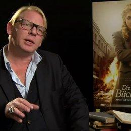 Ben Becker - Der Tod - darüber, warum der Tod fasziniert von Liesel ist - Interview Poster