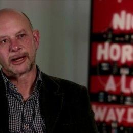 Nick Hornby (Autor) über seine Inspiration - über die Figuren - über den Film - OV-Interview Poster
