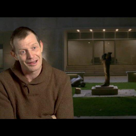 Jason Flemyng über das Aussehen seiner Rolle - OV-Interview