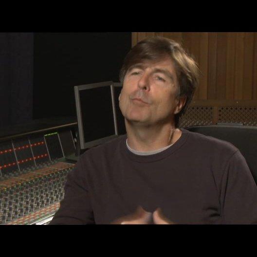 Thomas Newman - (Komponist) über die indischen Einflüsse auf die Filmmusik - OV-Interview