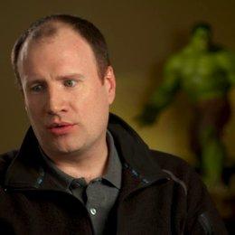 Kevin Feige - Produzent über die Besetzung der Rollen - OV-Interview