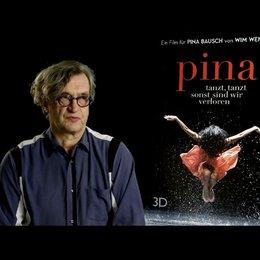Wim Wenders (Regie) über Pinas Tod - Interview Poster