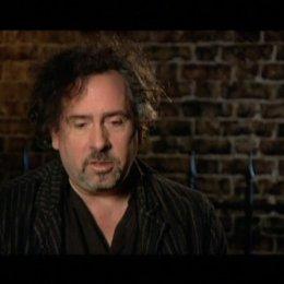Interview mit Regisseur Tim Burton - OV-Interview Poster