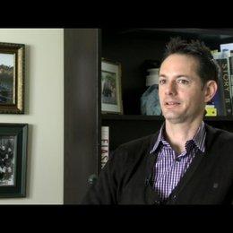 Ben Ripley (Autor) darüber, was SOURCE CODE ist - OV-Interview Poster