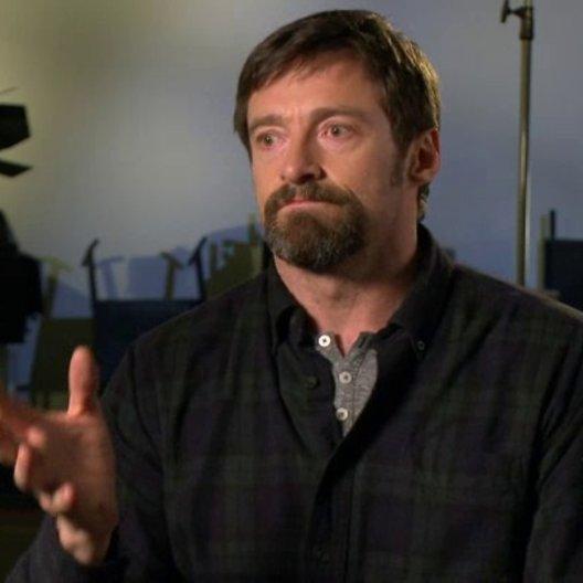Hugh Jackman über die Reaktion von Menschen in Extremsituationen - OV-Interview Poster