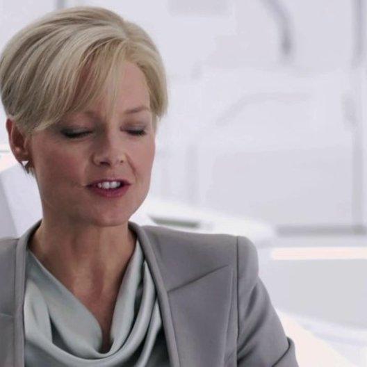 Jodie Foster über die zwei Welten im Film - OV-Interview