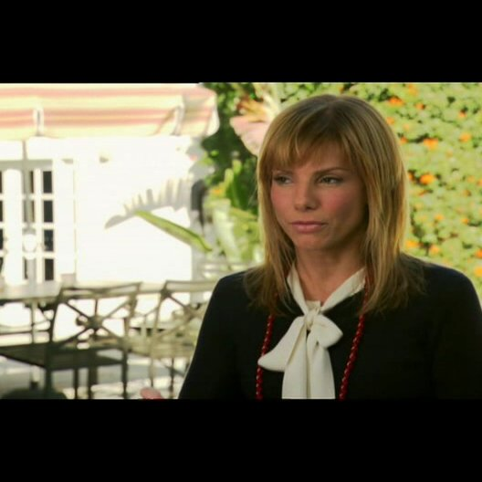 "Sandra Bullock - ""Mary Horowitz""& Produktion / über Phil Traill - OV-Interview Poster"