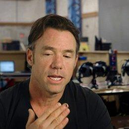Terry Notary - Rocket und Stunt Koordinator - über seine Rolle als Rocket - OV-Interview