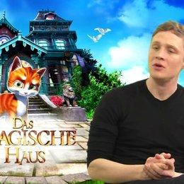 Matthias Schweighöfer - Thunder - über das Haus - Interview Poster