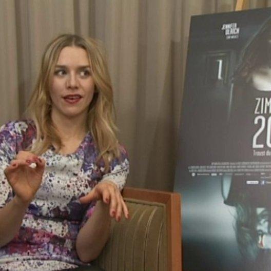 Julia Dietze (Annika) über Annika über die Herausforderungen der Rolle - Interview