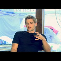 Mike Vogel (Jack) über seine Rolle - OV-Interview