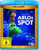 Arlo & Spot Poster