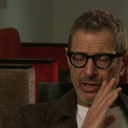 Jeff Goldblum über seine Arbeit am Film - OV-Interview Poster