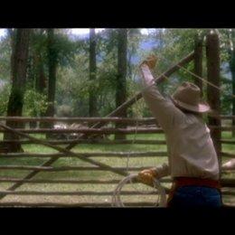 Making of Footage von Der Pferdeflüsterer (Robert Redford mit Buck Brannaman) - Szene Poster