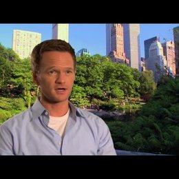 Neil Patrick Harris über die Story Teil 2 - OV-Interview