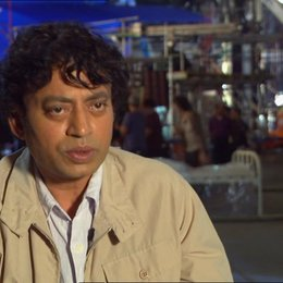 """Irrfan Khan - """"Erwachsener Pi Patel"""" über """"Pi"""" und die Geschichte - OV-Interview Poster"""