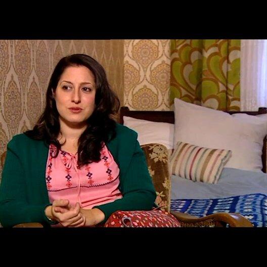 Demet Gül (Fatma - jung) was sie an der Geschichte überzeugt hat - Interview Poster