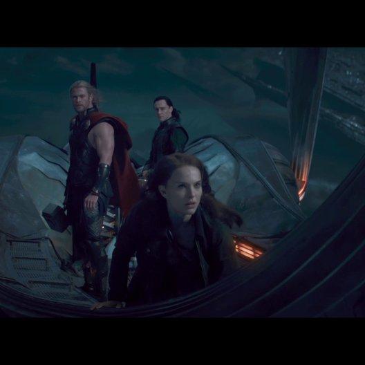 Loki kehrt zurück - Featurette Poster