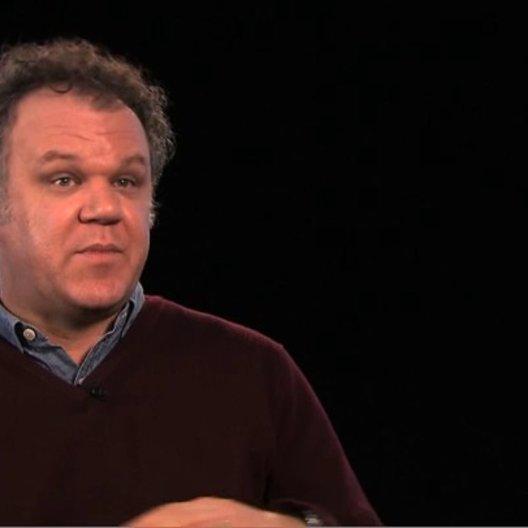 John C Reilly über die Arbeit mit Roman Polanski - OV-Interview