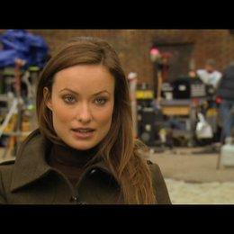 Olivia Wilde (Nicole) über die Story - OV-Interview