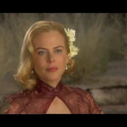 Interview mit Nicole Kidman (Lady Sarah Ashley) - OV-Interview Poster