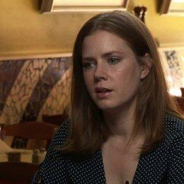 Amy Adams - Margaret Keane - über den Vertrag zwischen Margaret und Walter - OV-Interview