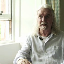 Billy Connolly über die Arbeit mit David Tennant - OV-Interview Poster
